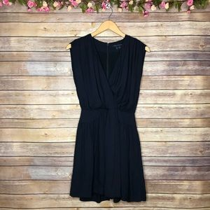 French Connection Navy Blue Dress